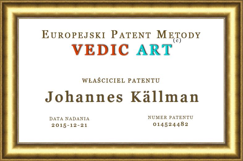 Patent Vedic Art