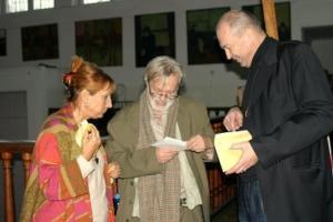Curt Källman 02.2009r koncert Chopinowski