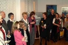 Wernisaż Leszno 03.2009